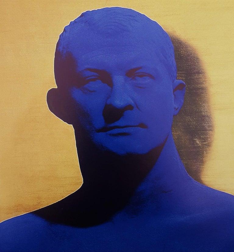Le Printemps des Poètes (Portrait Relief d'Arman) For Sale 5
