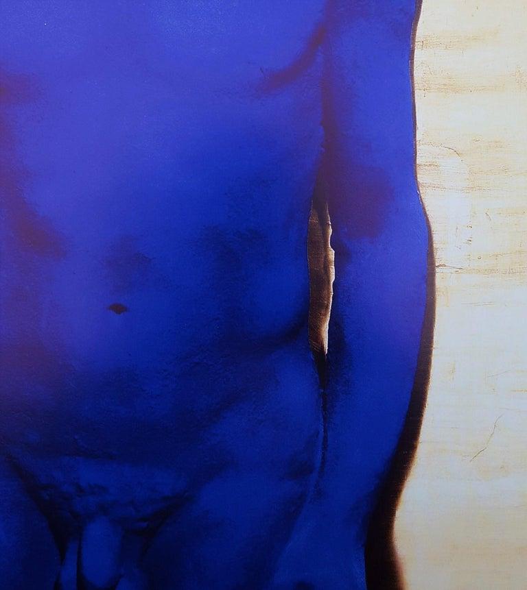 Le Printemps des Poètes (Portrait Relief d'Arman) For Sale 6