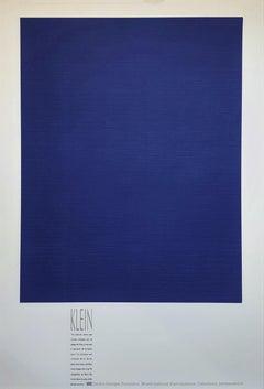 Monochrome Bleu (IKB 3)