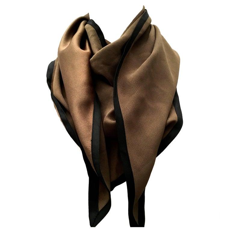 Yves Saint Laurent / YSL Silk scarf / shawl - Vintage