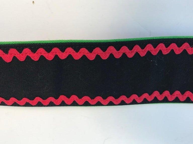 Yves Saint Laurent 1970s Waist belt In Good Condition For Sale In Austin, TX