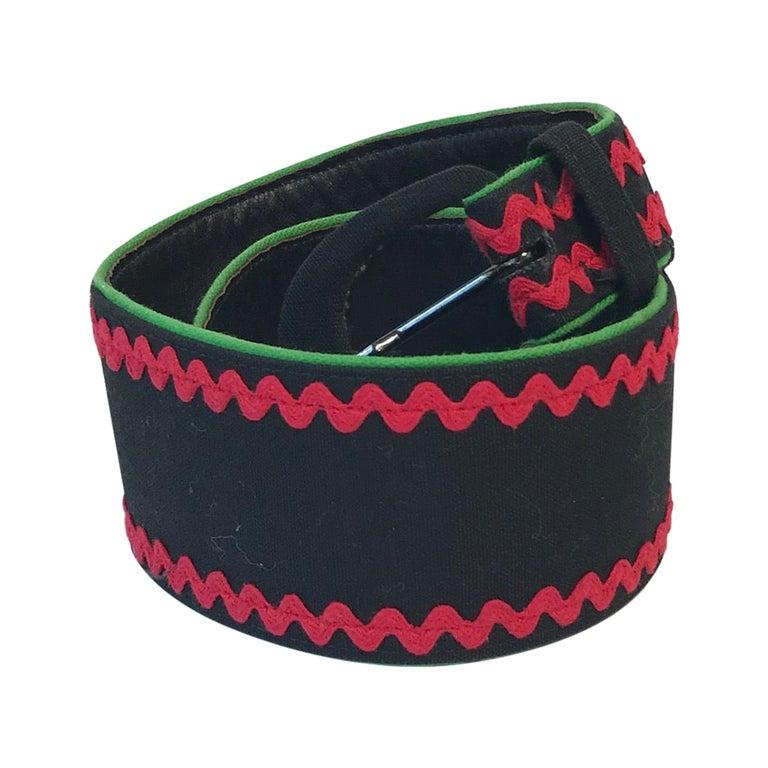 Yves Saint Laurent 1970s Waist belt For Sale
