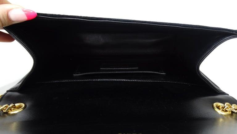 Yves Saint Laurent Beaded Kate Bag For Sale 5