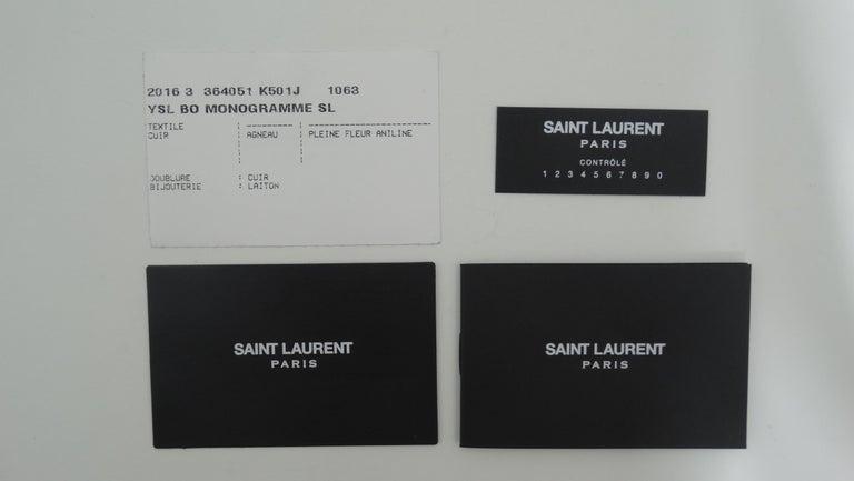 Yves Saint Laurent Beaded Kate Bag For Sale 7