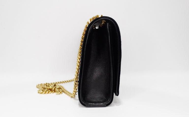 Yves Saint Laurent Beaded Kate Bag In Good Condition For Sale In Scottsdale, AZ