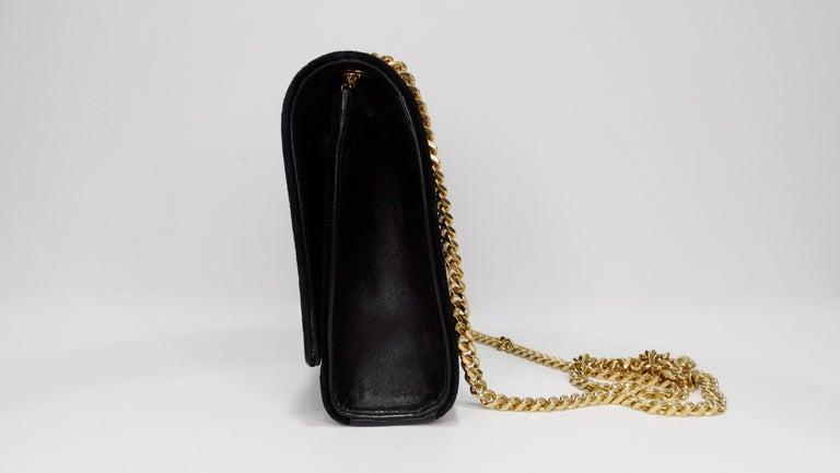 Women's or Men's Yves Saint Laurent Beaded Kate Bag For Sale