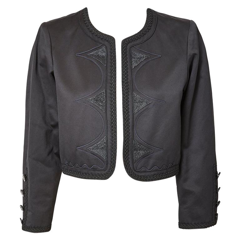 9749dae694 Vintage Yves Saint Laurent Rive Gauche Jackets - 82 For Sale at 1stdibs