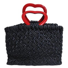 "Yves Saint Laurent ""In Love Again"" Top Handle Bag"