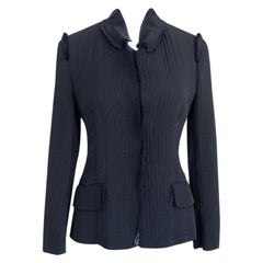 Yves Saint Laurent Jacket Exquisite Tom Ford Creation in Layers 36