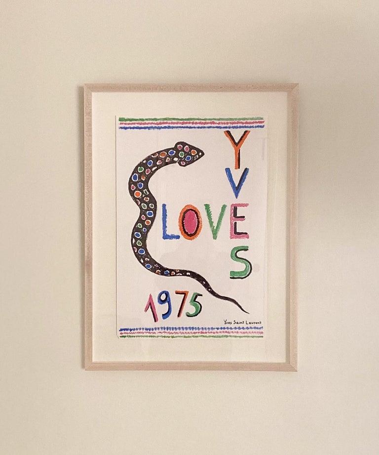 Original Yves Saint Laurent