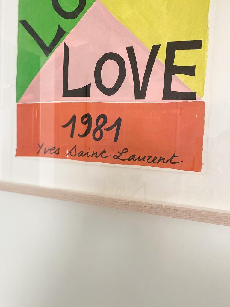 20th Century Yves Saint Laurent