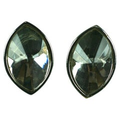 Yves Saint Laurent Marquise Earrings