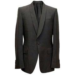 Yves Saint Laurent Mohair blend, one button blazer Size L - 50 R