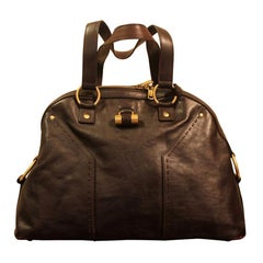 "Yves Saint Laurent ""Muse"" Handbag"