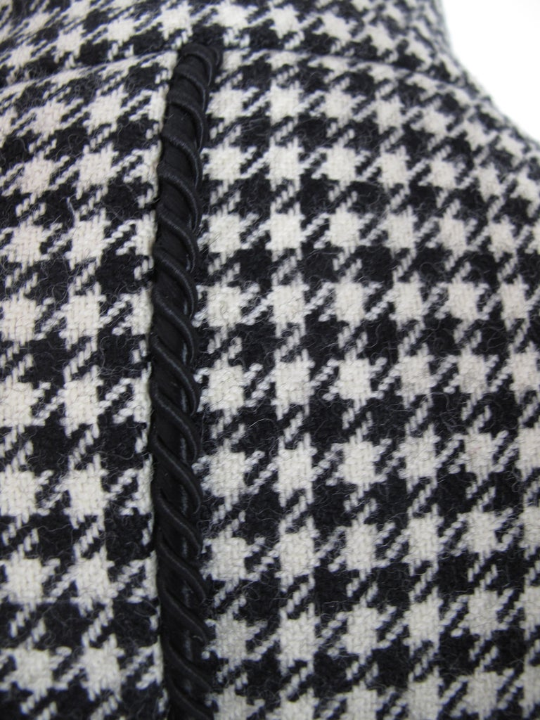 Yves Saint Laurent Rive Gauche 4 Piece Herringbone Suit 1