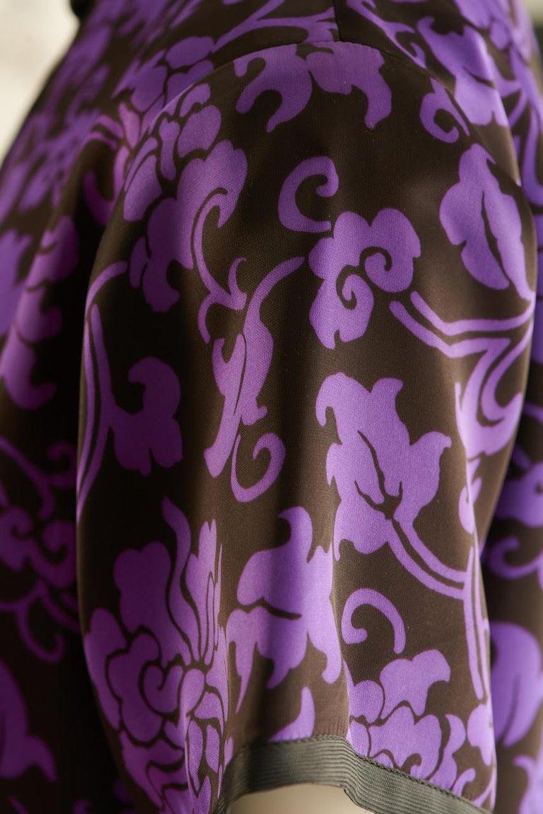 Yves Saint Laurent Runway Evening Dress, Fall-Winter 1979-1980 For Sale 12