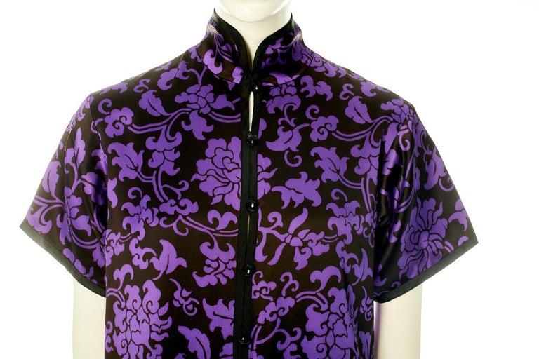 Yves Saint Laurent Runway Evening Dress, Fall-Winter 1979-1980 For Sale 1