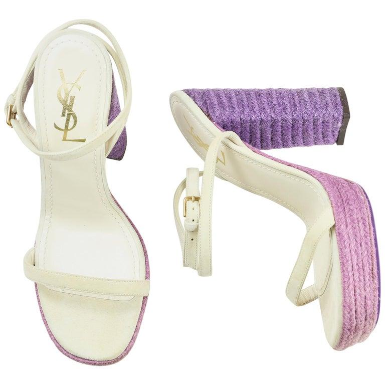Yves Saint Laurent Sandals For Sale