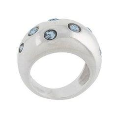 Yves Saint Laurent Silver Ring