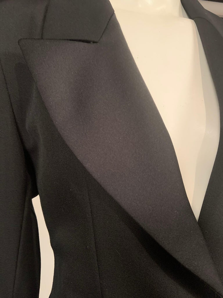 Women's Yves Saint Laurent Vintage Le Smoking Tuxedo Suit  Never Worn YSL For Sale