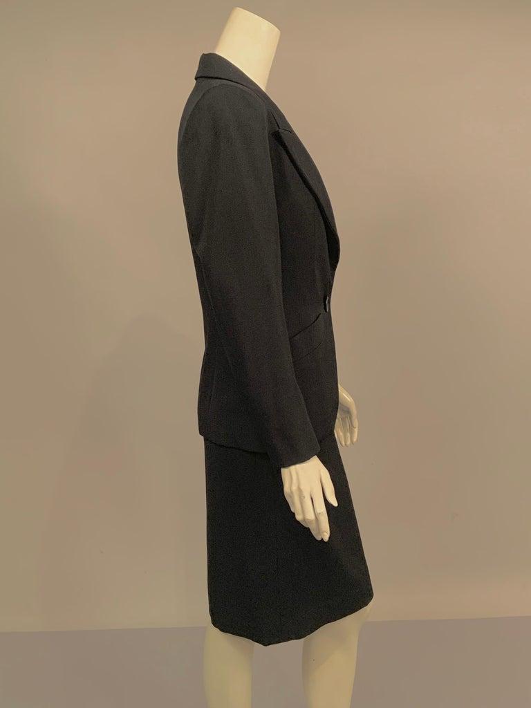 Yves Saint Laurent Vintage Le Smoking Tuxedo Suit  Never Worn YSL For Sale 1