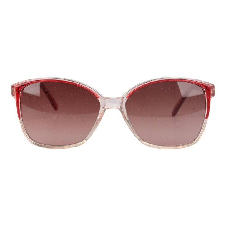 Yves Saint Laurent Alcmene 57-15mm Vintage Marbled Sunglasses