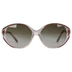 Yves Saint Laurent Vintage Mod. Iris Sunglasses 52/14 125 New Old Stock