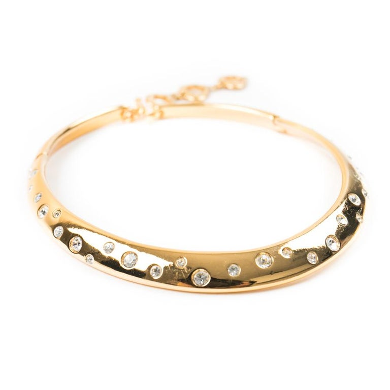 Women's YVES SAINT LAURENT Vintage Necklace And Bracelet Set For Sale