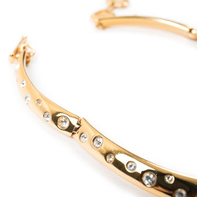 YVES SAINT LAURENT Vintage Necklace And Bracelet Set For Sale 1