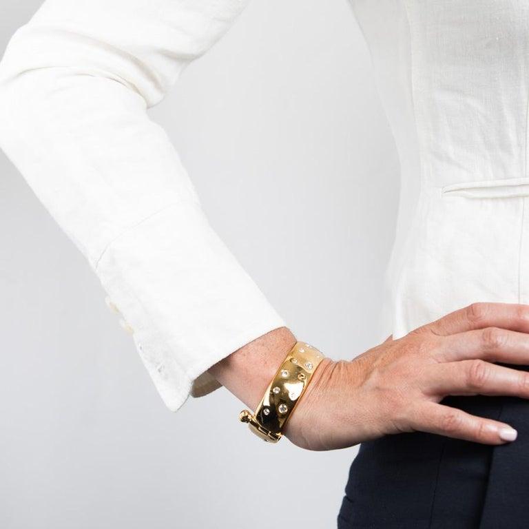 YVES SAINT LAURENT Vintage Necklace And Bracelet Set For Sale 4