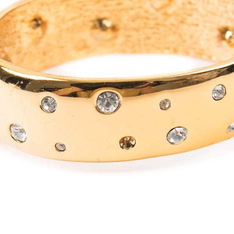 YVES SAINT LAURENT Vintage Necklace And Bracelet Set For Sale 5