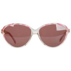 Yves Saint Laurent Vintage Red Sunglasses Mod. Arion