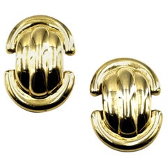 Yves Saint Laurent Vintage Stud Earrings