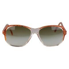 Yves Saint Laurent Vintage Sunglasses mod Salamine 54mm New Old Stock
