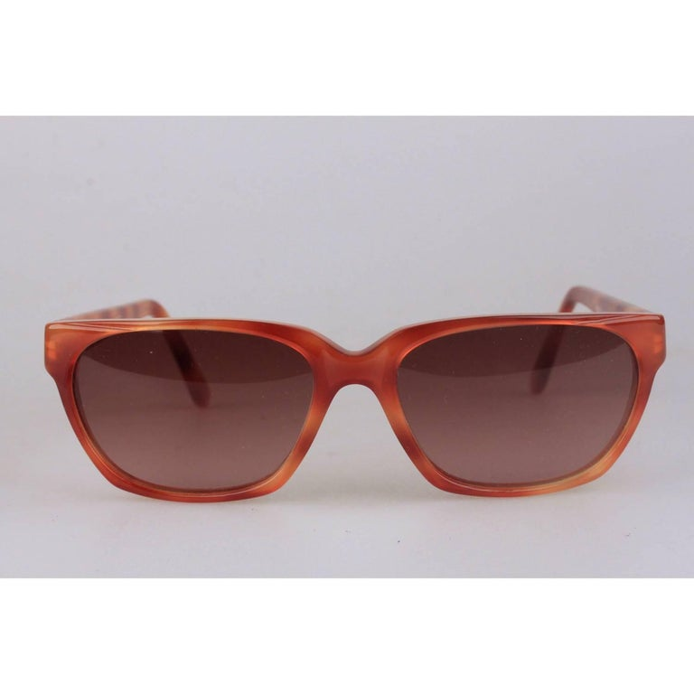 YVES SAINT LAURENT Vintage Sunglasses Phocos 56-16mm New Old Stock For Sale 4