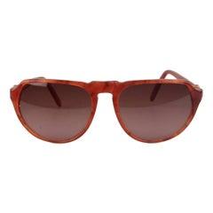 YVES SAINT LAURENT Vintage Sunglasses Priam 56-16mm New Old Stock