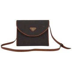 Yves Saint Laurent Vintage Textured Crossbody Bag