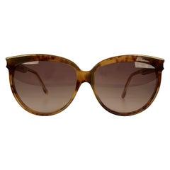 Yves Saint Laurent Vintage Tortoise Butterflies Sunglasses 8008 P 3