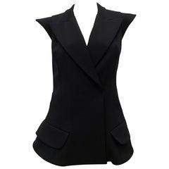 Yves Saint Laurent Wool Vest