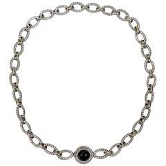 Yves Saint Laurent YSL Vintage 1970 Jewelled Chain Belt