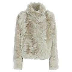 Yves Salomon Reversible Shearling Jacket