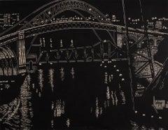 Bridges over Cuyahoga River, Cleveland