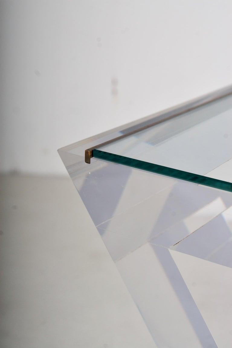 Modern Small Side Table by Jeffrey Bigelow,