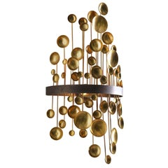 Z594 Brass Wall Lamp