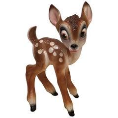 Zaccagnini Bambi Disney, Ceramic 1940 Italia