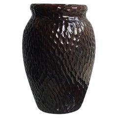 Zaccagnini Vase Ceramic, 1950, Italy