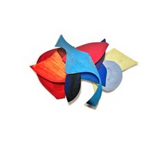 GS02, Geometric Abstract 3D Sculpture