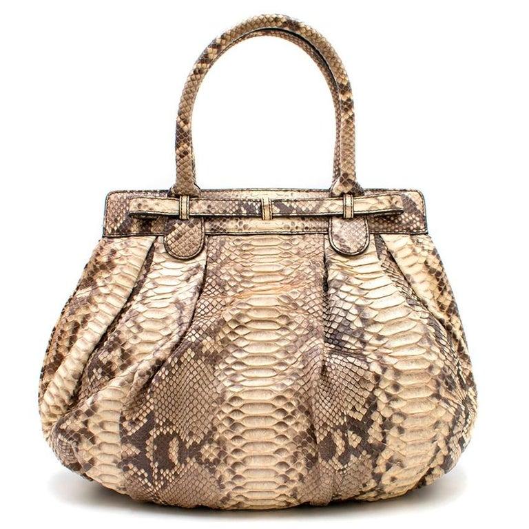 Brown Zagliani Roccia Bag For Sale