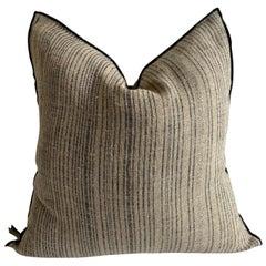 Zance Rustique Linen Pillow