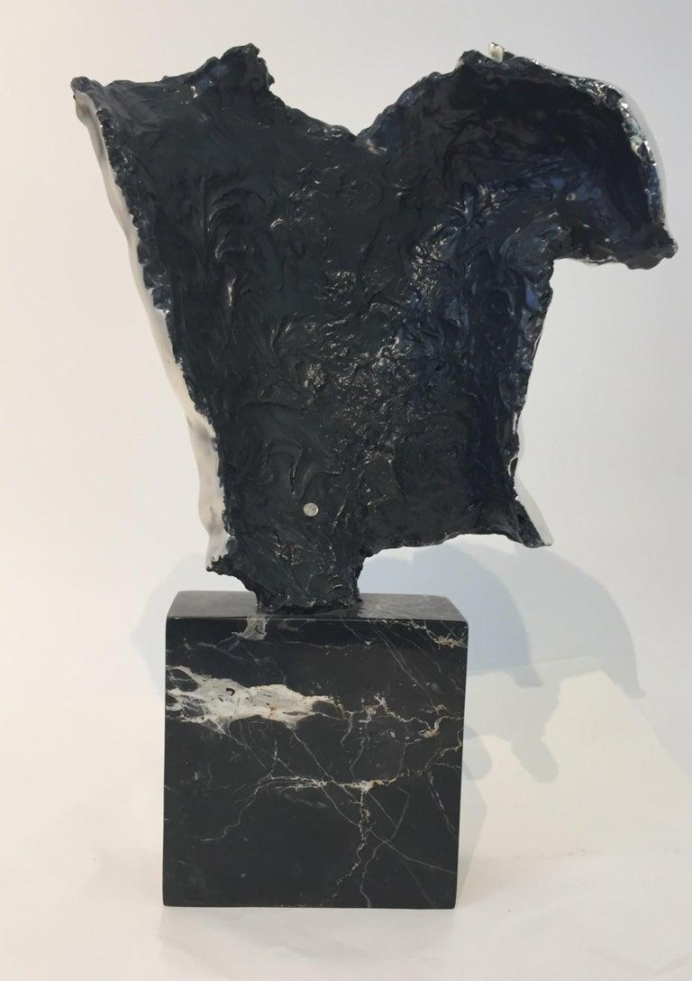 Mexican Male Torso Sculpture For Sale